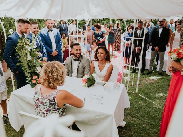 O casamento de Acácio e Mirla em Fernão Ferro, Seixal 20