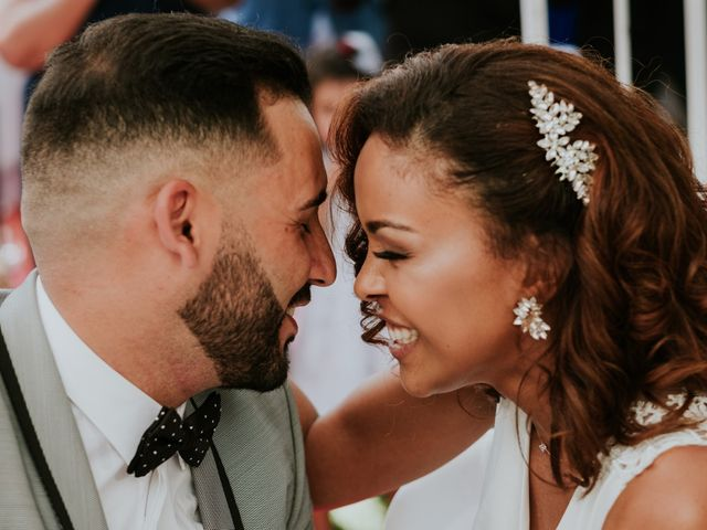 O casamento de Acácio e Mirla em Fernão Ferro, Seixal 25