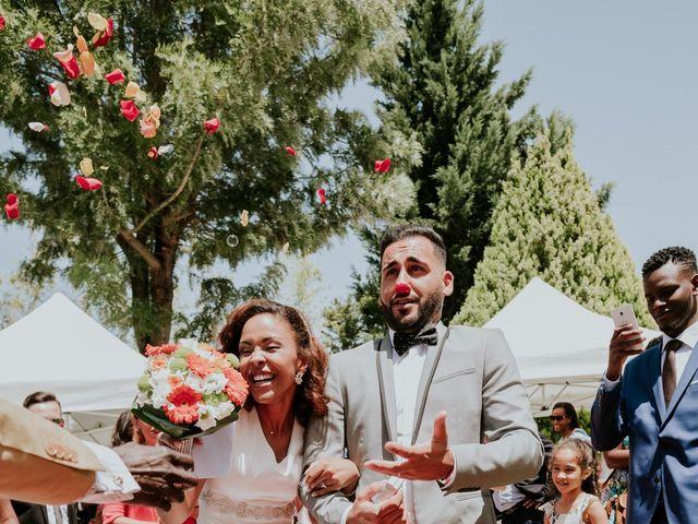 O casamento de Acácio e Mirla em Fernão Ferro, Seixal 28