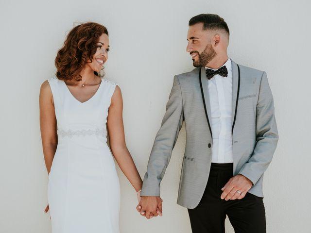 O casamento de Acácio e Mirla em Fernão Ferro, Seixal 2