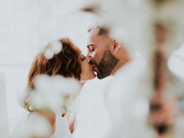 O casamento de Acácio e Mirla em Fernão Ferro, Seixal 34