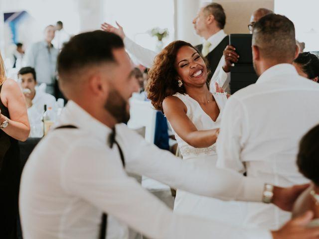 O casamento de Acácio e Mirla em Fernão Ferro, Seixal 36