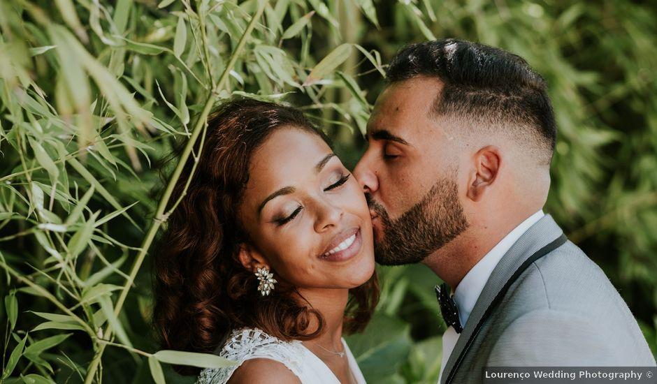 O casamento de Acácio e Mirla em Fernão Ferro, Seixal