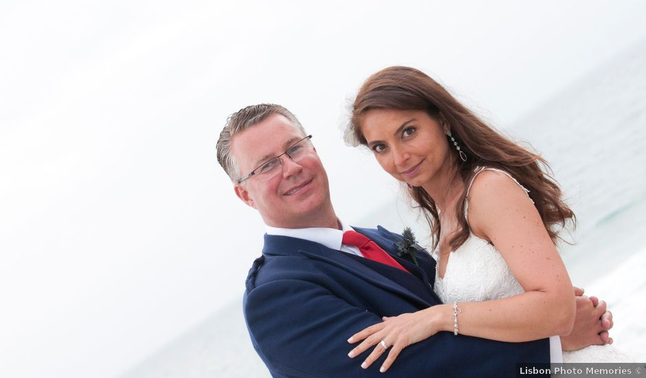 O casamento de Paul e Carla em Cascais, Cascais