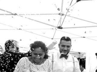 O casamento de Rosangela e Bruno