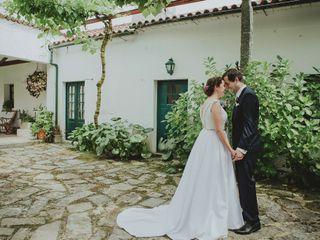 O casamento de Ângela e André