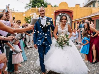 O casamento de Pedro e Mariana