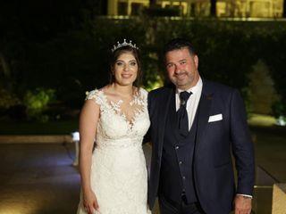 O casamento de Fátima  e Benjamim  1