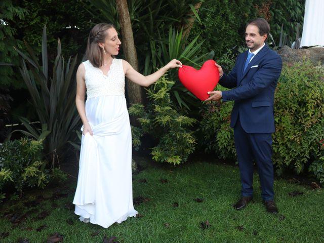 O casamento de Marisa e Luís