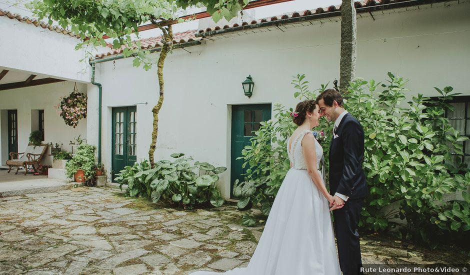 O casamento de André e Ângela em Aveiro, Aveiro (Concelho)