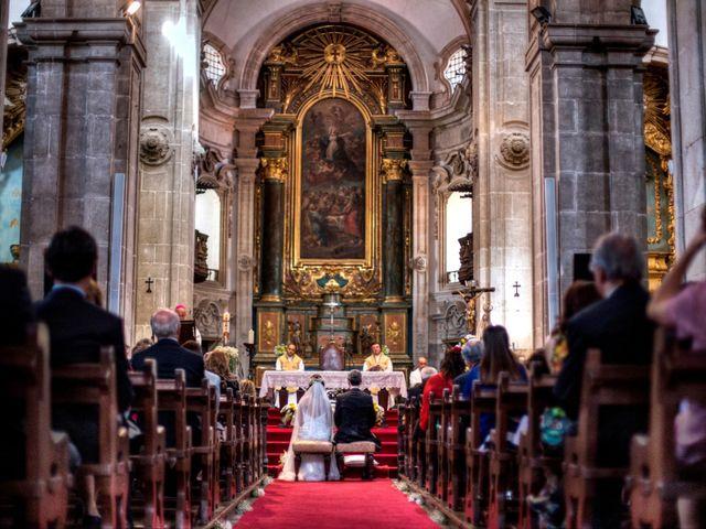 O casamento de Luciano e Ema em Lamego, Lamego 10