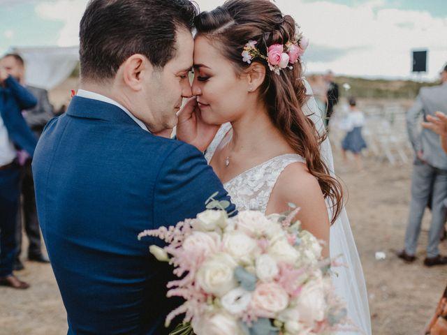 O casamento de Ramiro e Mariana em Pendilhe, Vila Nova de Paiva 1