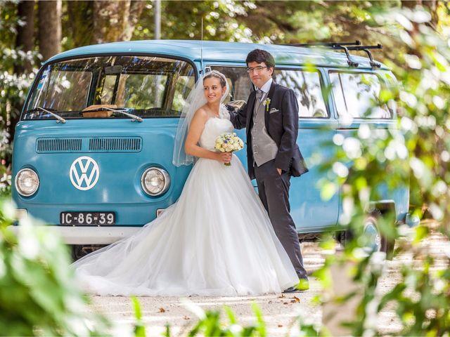 O casamento de Margarida e Fabio