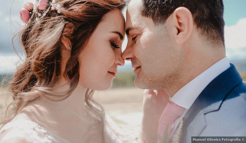 O casamento de Ramiro e Mariana em Pendilhe, Vila Nova de Paiva