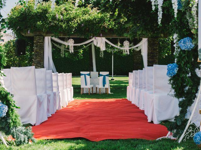 O casamento de Carlos e Justina em Valongo, Valongo 16