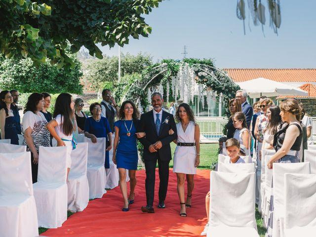 O casamento de Carlos e Justina em Valongo, Valongo 17