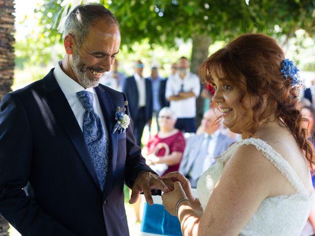 O casamento de Carlos e Justina em Valongo, Valongo 21