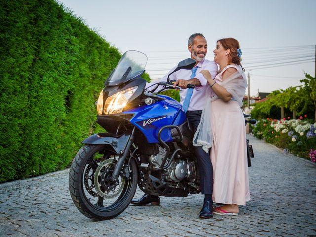 O casamento de Carlos e Justina em Valongo, Valongo 1