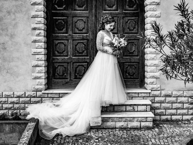 O casamento de Gonçalo e Mónica em Pedreiras, Porto de Mós 9