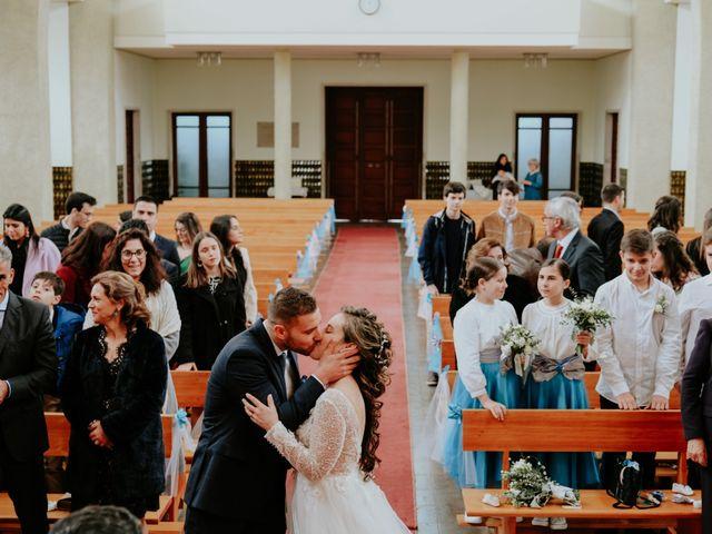 O casamento de Gonçalo e Mónica em Pedreiras, Porto de Mós 11
