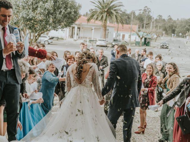 O casamento de Gonçalo e Mónica em Pedreiras, Porto de Mós 14