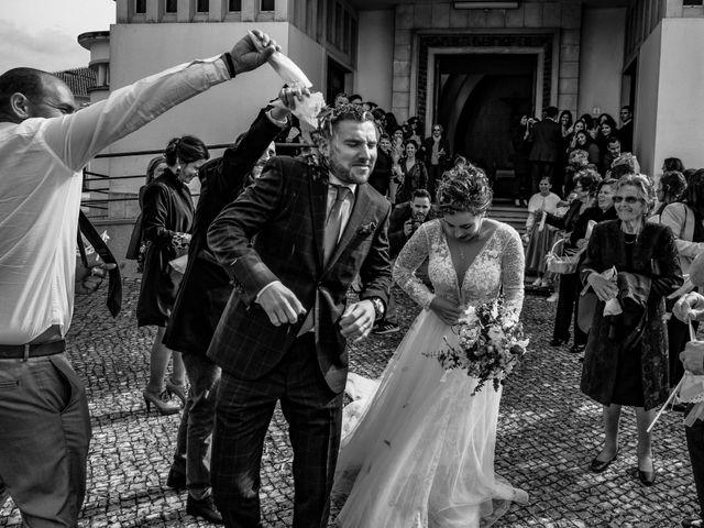 O casamento de Gonçalo e Mónica em Pedreiras, Porto de Mós 19