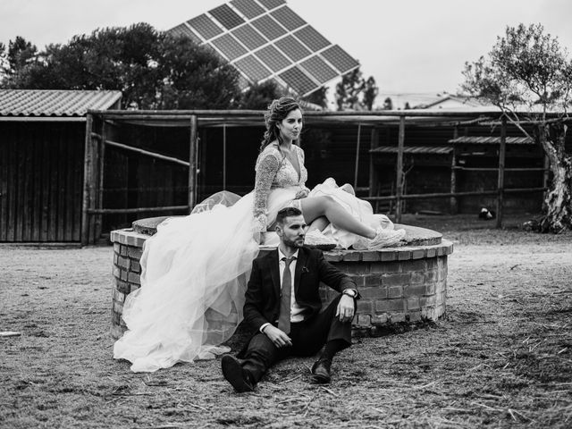 O casamento de Gonçalo e Mónica em Pedreiras, Porto de Mós 24