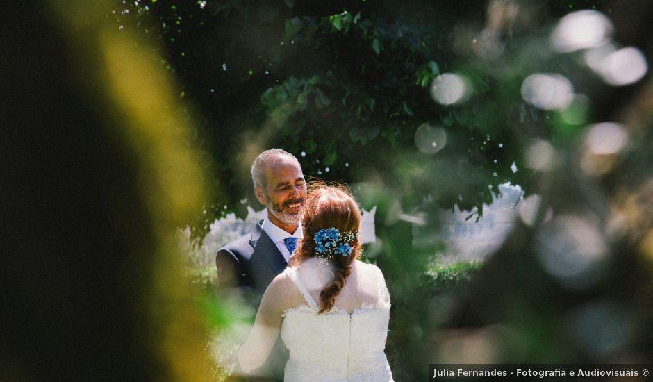 O casamento de Carlos e Justina em Valongo, Valongo