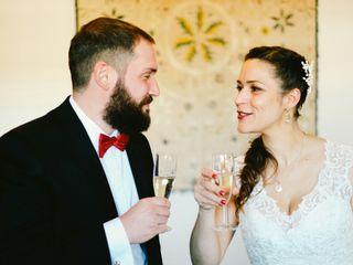 O casamento de Sofia e Felix