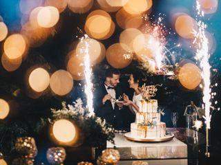 O casamento de Daniela e André