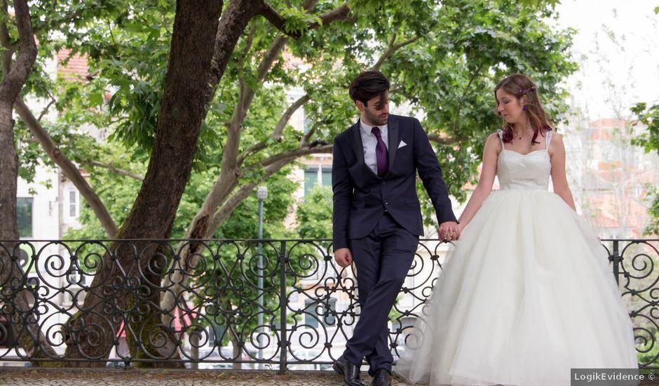 O casamento de Jorge e Sara em Lisboa, Lisboa (Concelho)