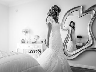 O casamento de Melissa e Rafael 1
