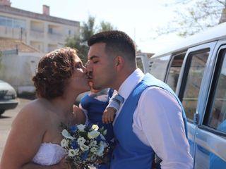 O casamento de Joana  e Tiago