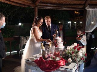 O casamento de Carla e Marco 1