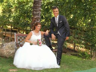 O casamento de Cláudia e Fábio