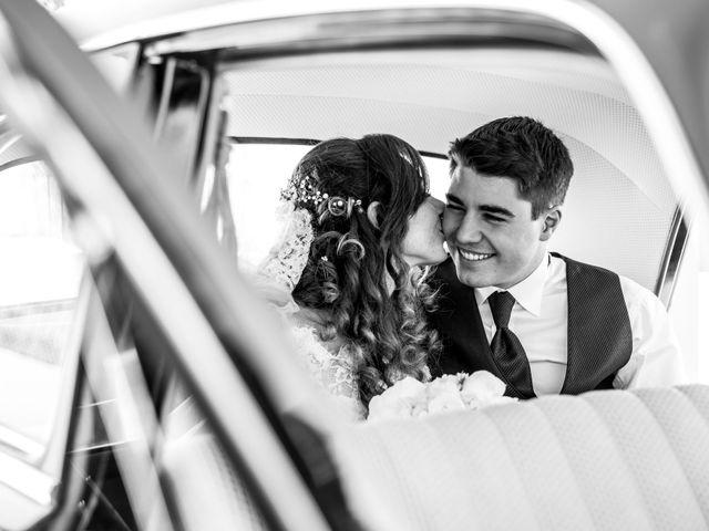 O casamento de Rafael e Melissa em Alcobaça, Alcobaça 7