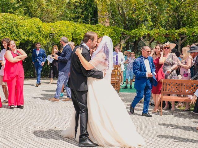 O casamento de Rita e Richard