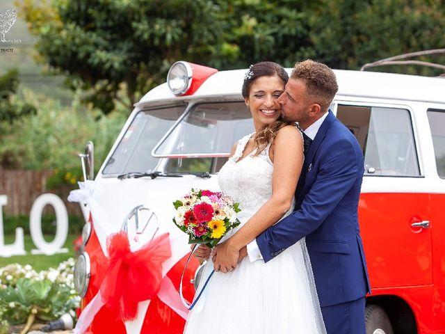 O casamento de Carla e Marco