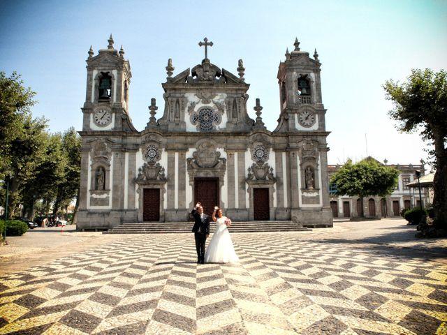 O casamento de Fábio e Cláudia em Matosinhos, Matosinhos 25