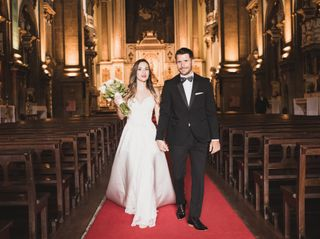 O casamento de Isabel e Miguel