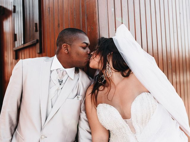 O casamento de Liliana e Danny