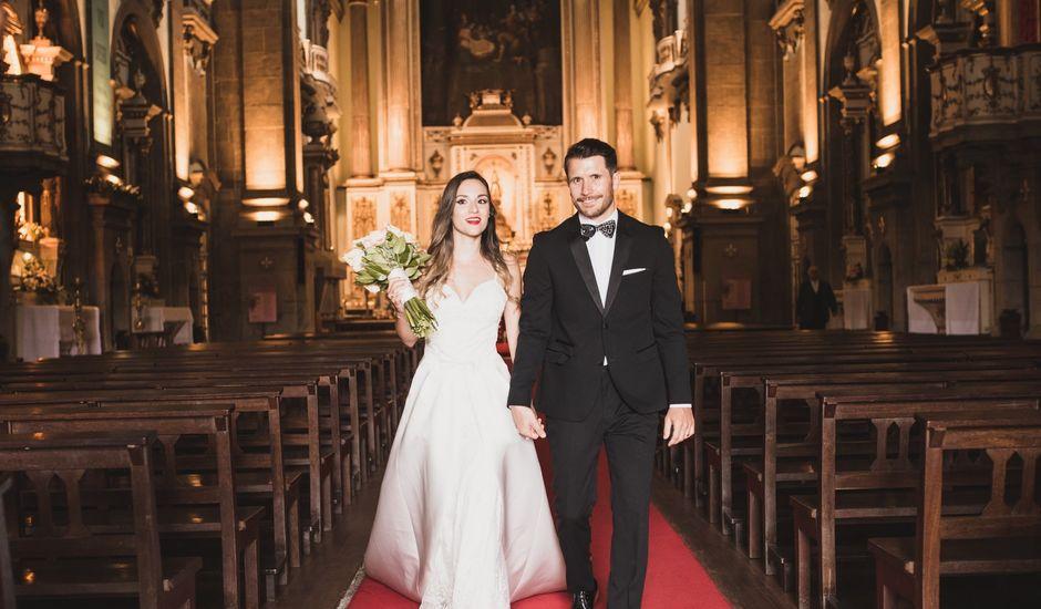 O casamento de Miguel e Isabel em Nespereira, Cinfães