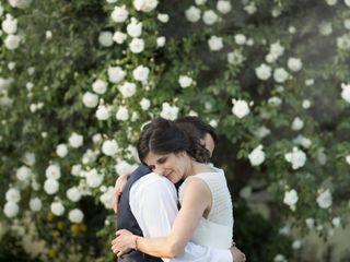 O casamento de Inês e João