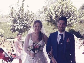 O casamento de Daniela  e Gil 1