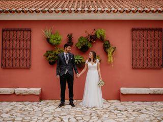 O casamento de Joana e Gonçalo