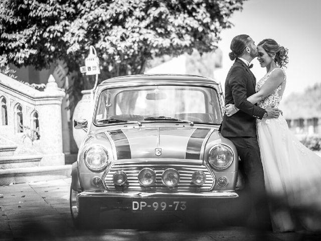 O casamento de Nanda e Bruno