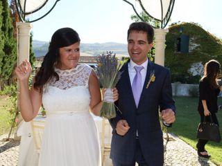 O casamento de Maria e Bruno