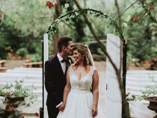 O casamento de Maria e Ricardo