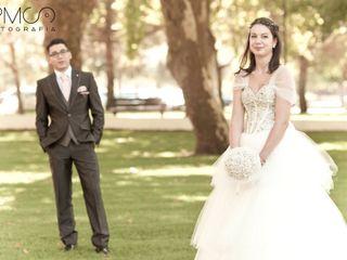 O casamento de Mónica e Tiago 1
