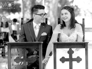 O casamento de Mónica e Tiago